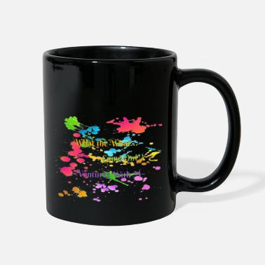 What What the What - Full Color Mug