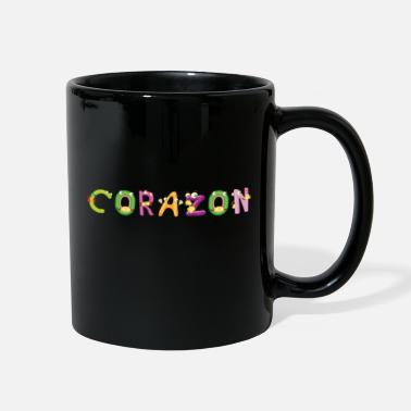 Corazon Corazon - Full Color Mug