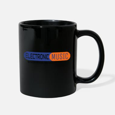 Electronic Music Electronic Music - Full Color Mug