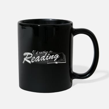 Read Reading - Full Color Mug