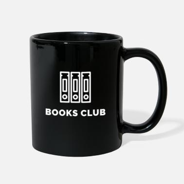 Book Books - Full Color Mug