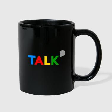 Talk Talk - Full Color Mug