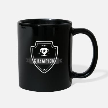 Record Champion Champion - Full Color Mug