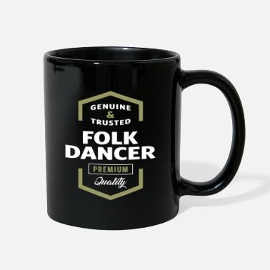 Folke Folk Dancer - Full Color Mug