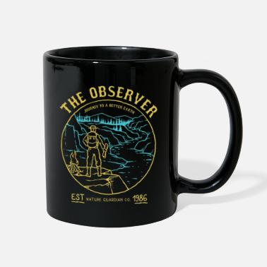 Observation The Observer - Full Color Mug