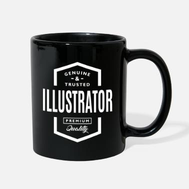 Illustration Illustrator - Full Color Mug