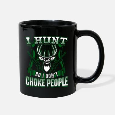 Deer Hunting Hunting Idaho Deer Hunter Deer Hunting Hunt - Full Color Mug