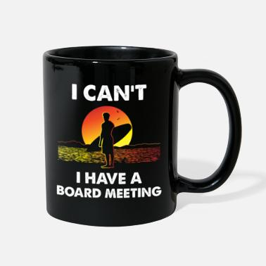 Tide Surfing Surfer Wakeboarding Ocean Gift - Full Color Mug