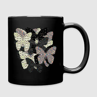 Chaos Butterflies - Full Color Mug
