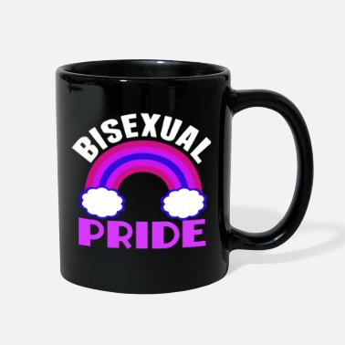 Bisexual Bisexual Pride Rainbow - Full Color Mug