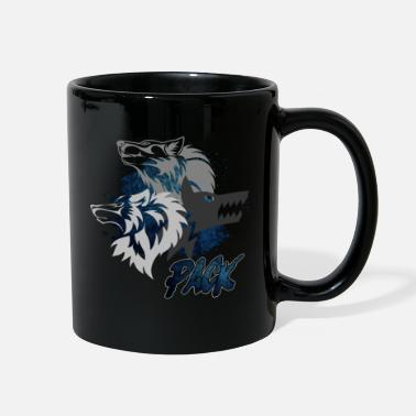 Wolf Pack Wolf Pack - Full Color Mug