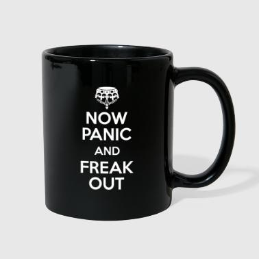 Now Panic and Freak Out - Full Color Mug