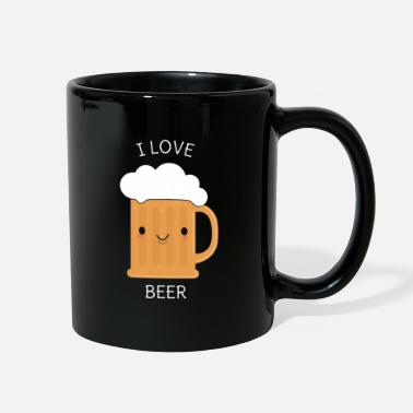 Kawaii Kawaii Beer - Full Color Mug