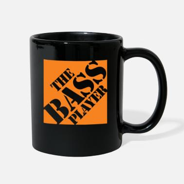 Bass Player The Bass Player - Full Color Mug