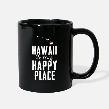 Hawaii Hawaii Joyful Beautiful Place Cool Gift - Full Color Mug
