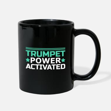 Marchingband Trumpet Power Marchingband - Full Color Mug