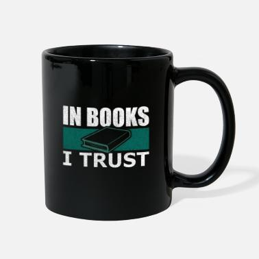 Book Books Books - Full Color Mug