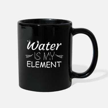 Water Sports Water element water sport - Full Color Mug