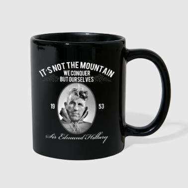 Rock Climbing Mountain Climbing - Full Color Mug
