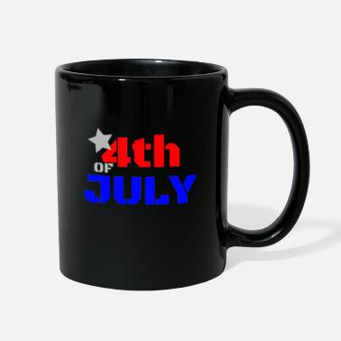 4th 4TH OF JULY - Full Color Mug