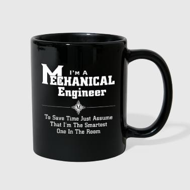 I'm A Mechanical Engineer Mens T-Shirt - Full Color Mug