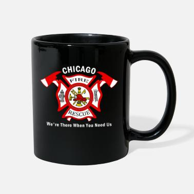Chicago FIRE RESCUE - Full Color Mug