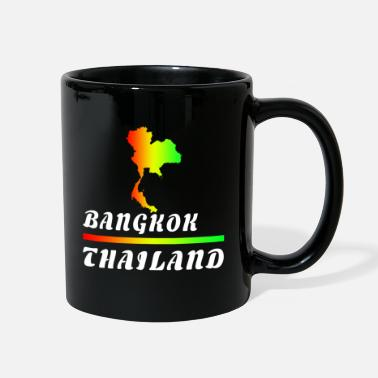 Bangkok Thailand Bangkok Color / Gift City - Full Color Mug