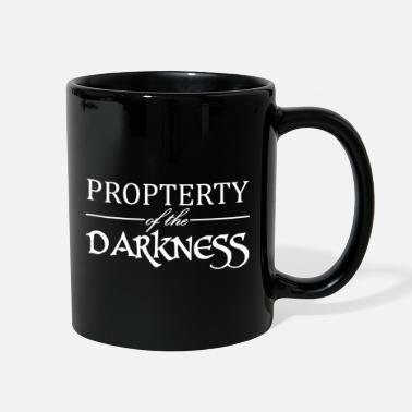 Property Of Property Of The Darkness - Full Color Mug