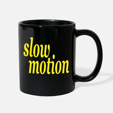 Motion slow motion - Full Color Mug