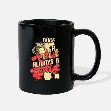 Art Design Art Designer - Full Color Mug