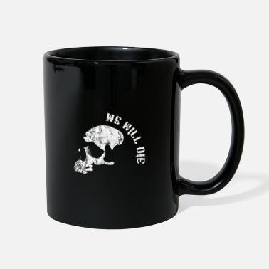 Skirt Skull - Full Color Mug