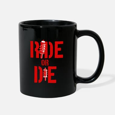 Ps Motorcycle Motorbike Gift Idea - Full Color Mug