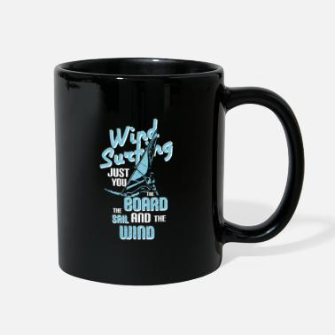 Beach Beach Surfing Gift - Full Color Mug