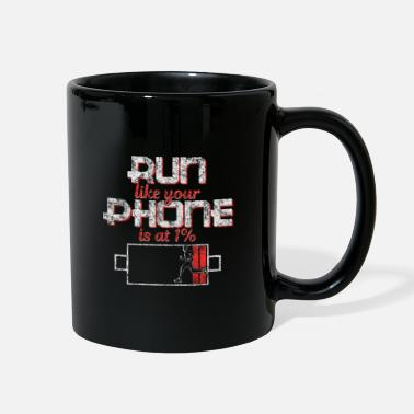 Swim Fitness Triathlon Gift - Full Color Mug