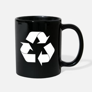 Reuse Reduce Reuse Recycle - Full Color Mug