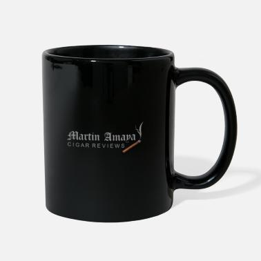 Martin Amaya Cigar Reviews Smoke Logo - Full Color Mug