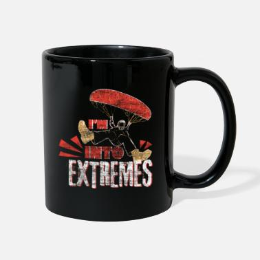 Flying Paragliding extreme sports - Full Color Mug