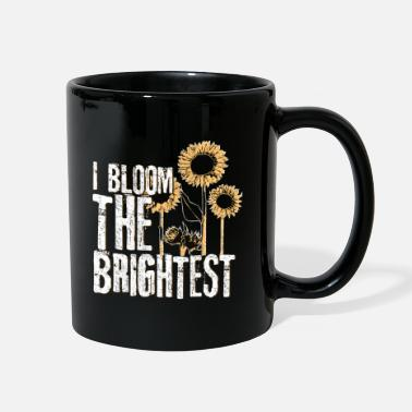 Bloom Sunflower Garden Sun - Full Color Mug
