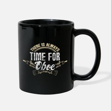 Medieval Oboe Woodwind musical Gift - Full Color Mug