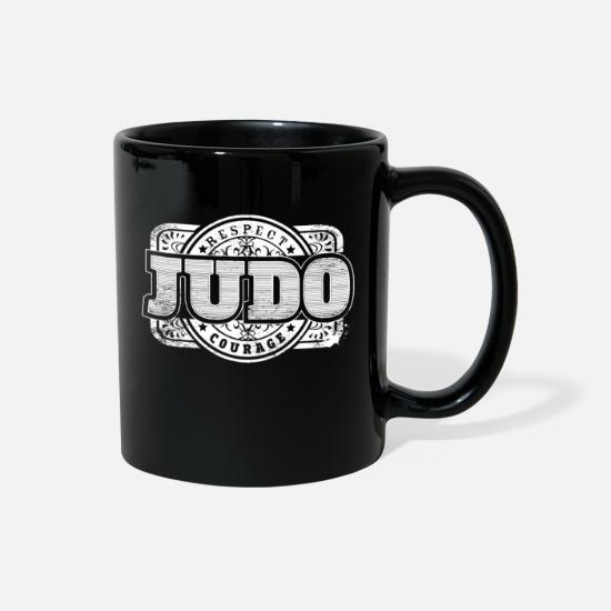 Judo Mugs & Drinkware - Judo - Full Color Mug black