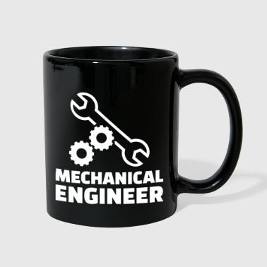 Mechanical Engineering Mechanical engineer - Full Color Mug