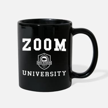 zoom university - Full Color Mug