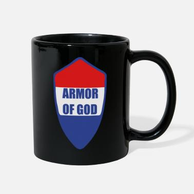 O-11 Armor of God Shield - Full Color Mug