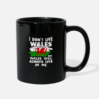 Kingdom Wales - Full Color Mug