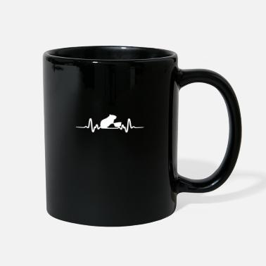 Toe Guinea Pig - Full Color Mug