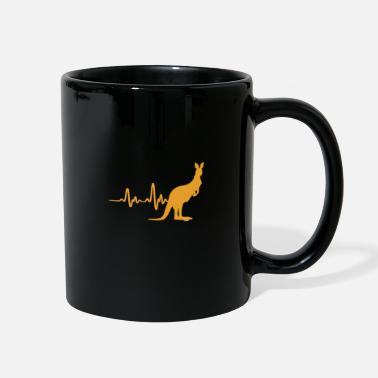 No Fur Kangaroo - Full Color Mug