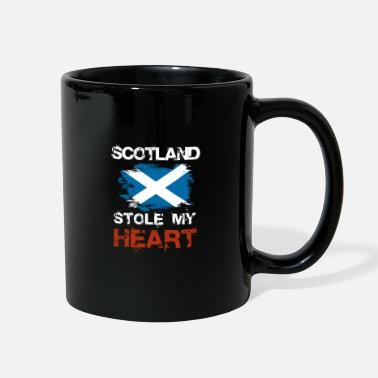 Kingdom Scotland - Full Color Mug