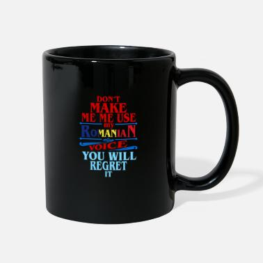 Romanesque Romania - Full Color Mug