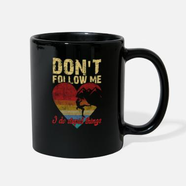 Bouldering Funny Free Climbing Mountaineer Bouldering Saying - Full Color Mug