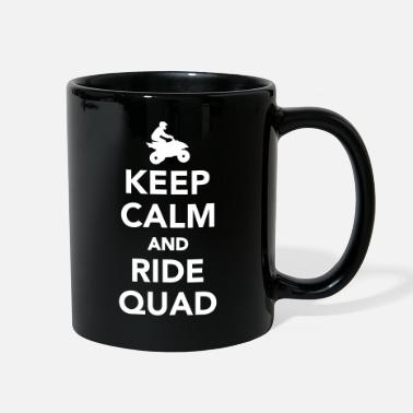 Quad Quad - Full Color Mug